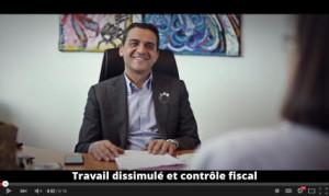 travail dissimulé et contrôle fiscal
