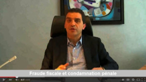 Fraude fiscale et condamnation